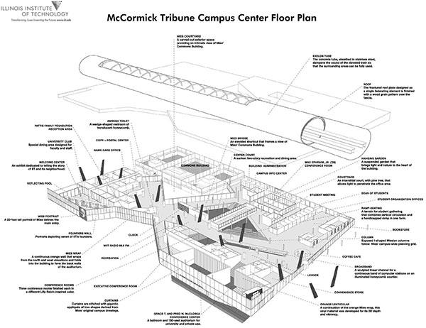 Mccormick tribune campus center mtcc illinois institute of mccormick tribune campus center mtcc ccuart Image collections