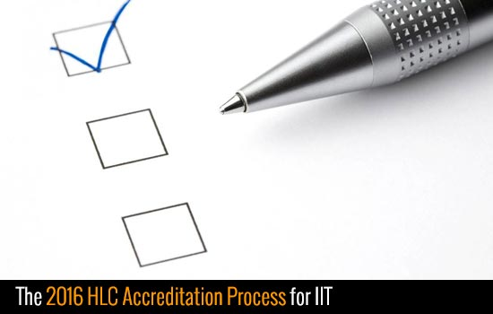HLC 2016 Accreditation