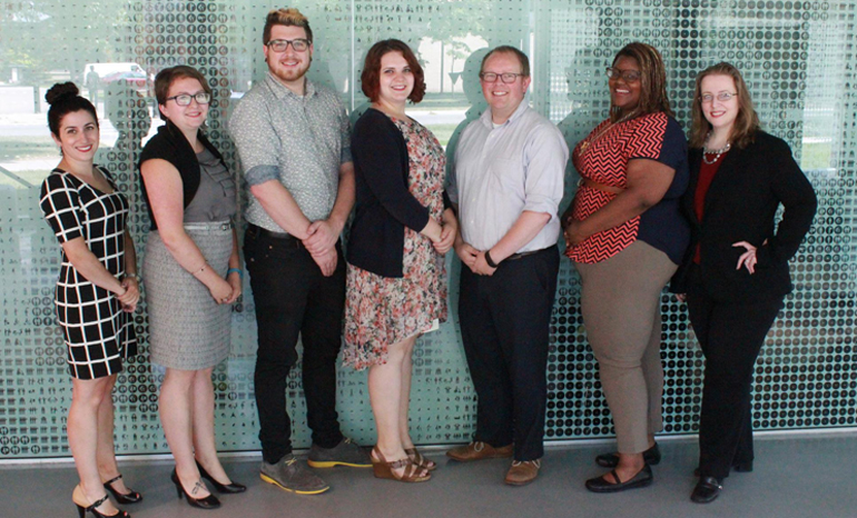 Meet the Campus Life team