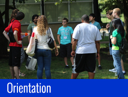 Welcome to Student Orientation, Advisement, and Registration!