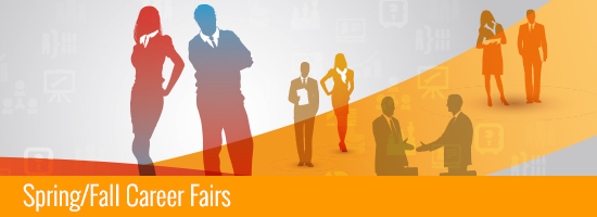 Spring/Fall Career Fairs
