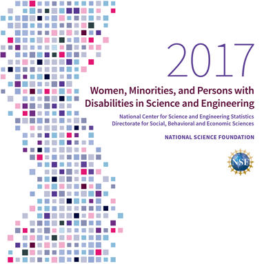 Women, Minorities, and Persons with Disabilities in Science and Engineering Report