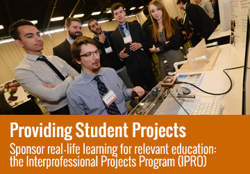 Providing Student Projects