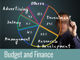 Budget and Finance