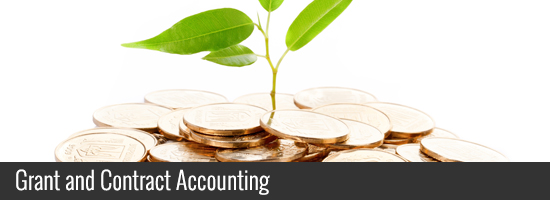 Grant and Contract Accounting (GCA)