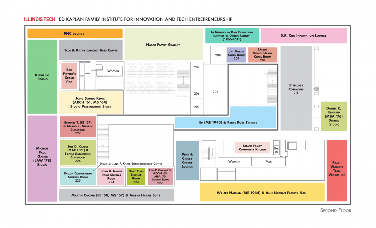 Floorplan | Kaplan Insute | Illinois Insute of Technology on sony map, yale map, illinois state parking map, universities map, microsoft map, princeton map, cmu map, ssc map, simple line map, caltech map, umc map, northwestern map, mit map, depaul map, ims map, harvard map, cornell map, bit map, rice campus map, 3m map,