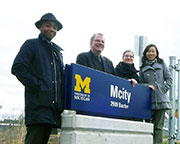 The Driverless City Team at Mcity