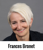 Frances Bronet, Provost and Senior Vice President for Academic Affairs