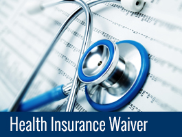 Health Insurance Waiver