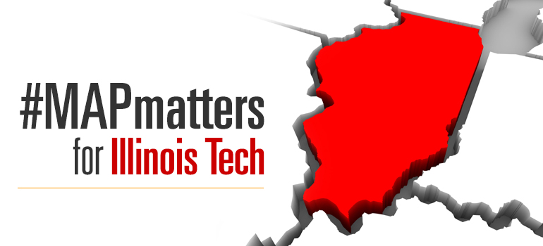 #MAPmatters for Illinois Tech